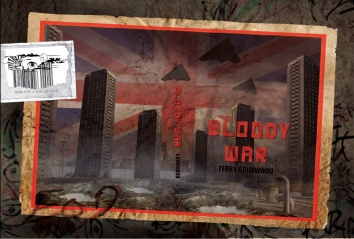 Bloody War - Terry Grimwood