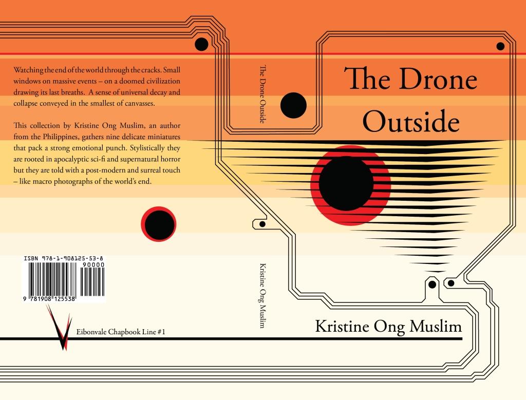 Eibonvale Press - The Drone Outside by Kristine Ong Muslim